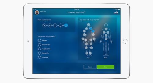 Application Design & Development - USA Diving iPad App