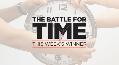 The Battle for Time - Week of August 7