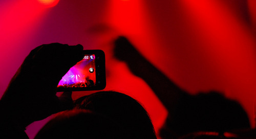 How Do Cell Phones Fit in Live Theater?