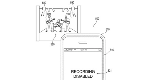 Should You Use Apple's New In-Venue Patent?