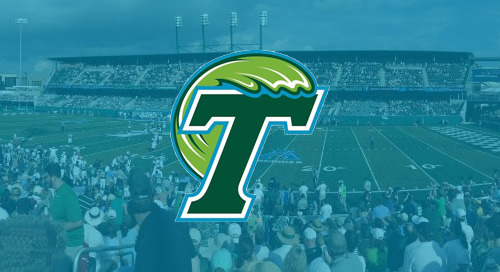 Tulane Athletics Partners With AudienceView