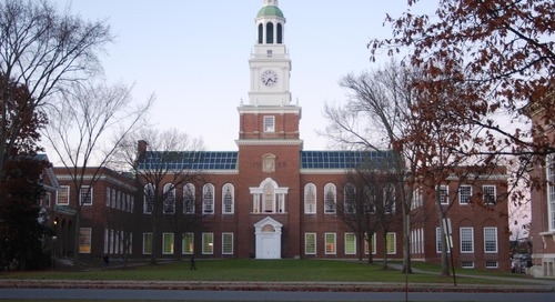 Creating a One-Stop Shop for Collegiate Experiences at Dartmouth