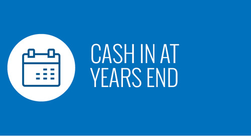 Cash in at Years End