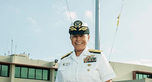 Power Group: Rear Admiral Babette Bolivar
