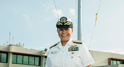 Power Group: Rear Admiral Babette Bolivar