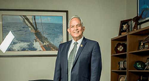 Power Group: Dr. Robert Underwood