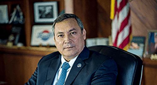Power Group: Governor Eddie Calvo