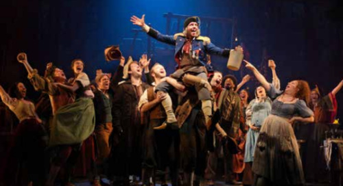 Gloriously Les Miserables