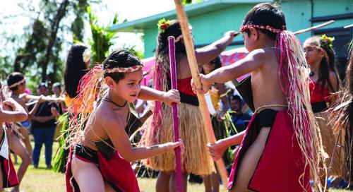 Guam Delegation for FestPac Announced