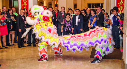 Chinese Chamber of Commerce Gala