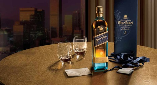 Personalize Johnnie Walker Bottles for Dad
