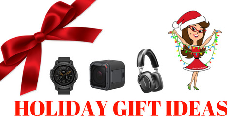 High-Tech Holiday Gift Ideas