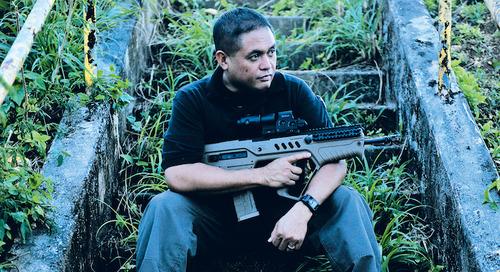 Guns on Guam