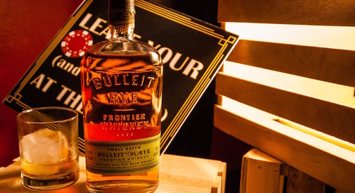 Award-winning Bourbon & Rye