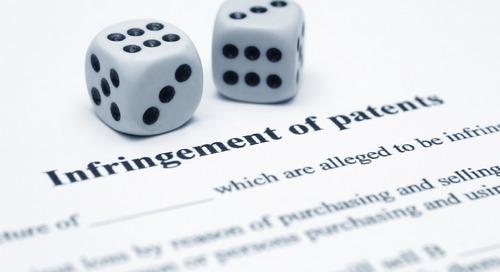 Changes in Patent Infringement Litigation