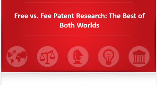 Free vs. Fee Research Webinar - How to Maximize for the Best of Both Worlds (International Edition)