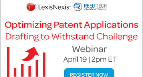Laying the Patent Application Foundation Early