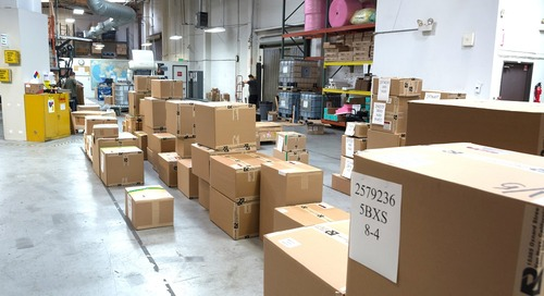 Signed. Sealed. Delivered: A Look into Electro Rent's Shipping System!