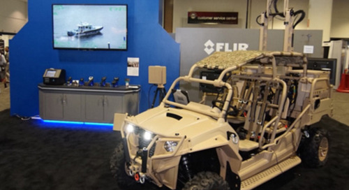 All-Terrain Surveillance? Sign Us Up!