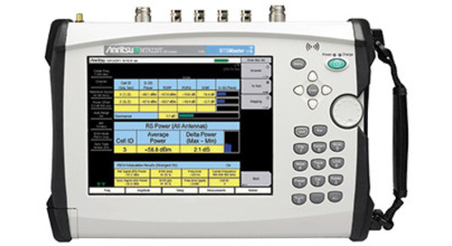 New addition to the Wireless inventory – Anritsu MT8220T BTS Master