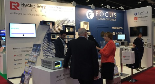 Pictures from European Microwave Week 2016