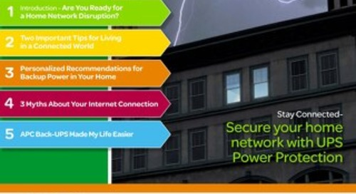 Defend your Digital Experience - Secure your Home Network