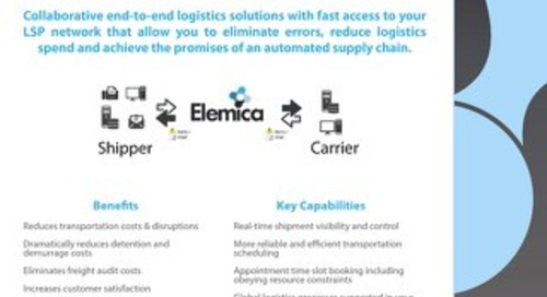 Logistics Management Overview