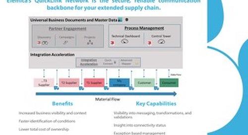 QuickLink Network Process Management