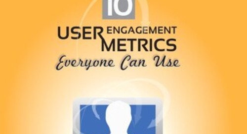 10 Engagement Metrics Everyone Can Use