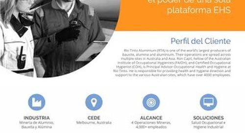 Rio Tinto Aluminium - El poder de una plataforma única