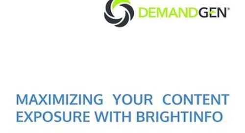 Agency Case Study: How DemandGen Maximized Content Exposure