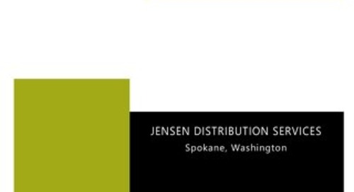 Redefining Productivity - Jensen Distribution Services