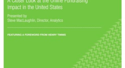 Giving Tuesday Trends Report