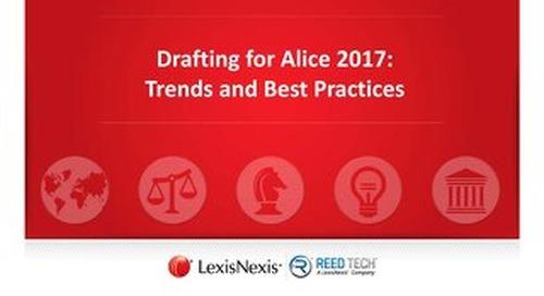 Webinar Slides - Drafting for Alice