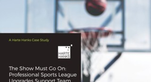 Contact Center: Professional Sports League Upgrades Support Team, Technology