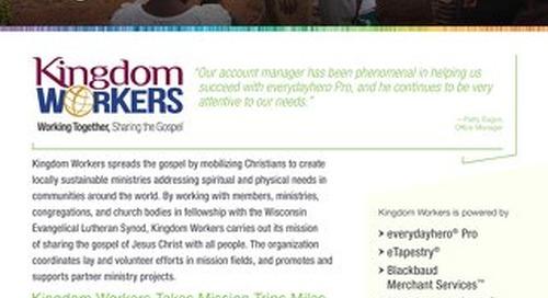 Customer Spotlight: Kingdom Workers