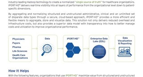 iPORT-HD™ Data Integration & Aggregation Solution