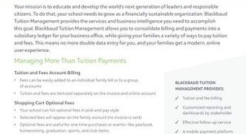A Closer Look at Smart Tuition