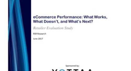 2017 RSR Retailer Site Performance Evaluation