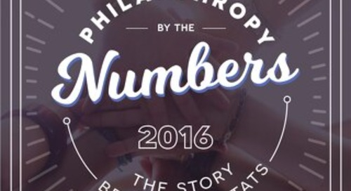 Philanthropy by the Numbers