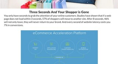 Data Sheet: Yottaa eCommerce Acceleration Platform