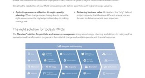 Elevate PMO Success