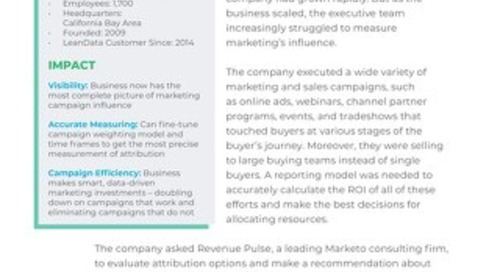 Attribution for ABM Case Study