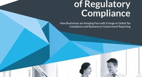 eBook: State of Regulatory Compliance