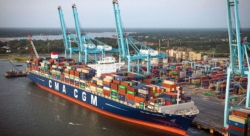 CMA CGM to acquire Containerships