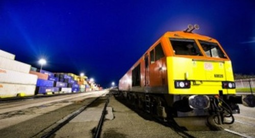 Peel Ports partners with DB Cargo for first rail freight service