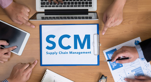 Supply Chain weekly wrap-up: 03/23/18 – 03/29/18
