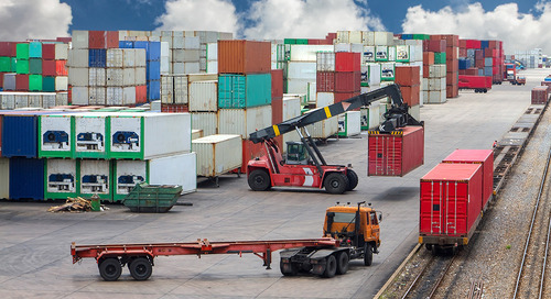 IANA Expo and the Intermodal Supply Chain in the United States