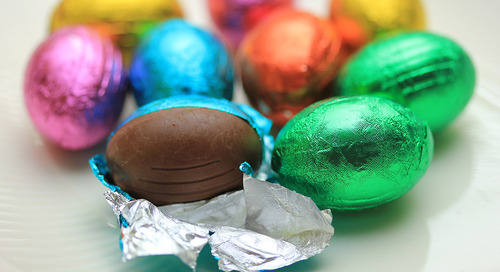 The Amazing Supply Chain of Chocolate Easter Eggs
