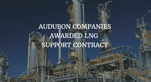 Audubon Companies secures engineering contract with Louisiana LNG facility